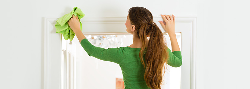 House Cleaning Services – Dusting For Good Health